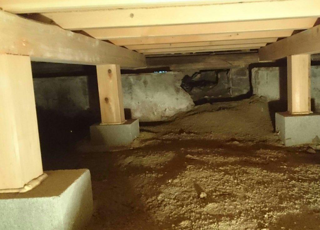 床下設置型