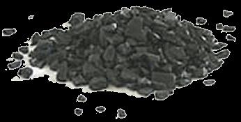 景竹炭の素材