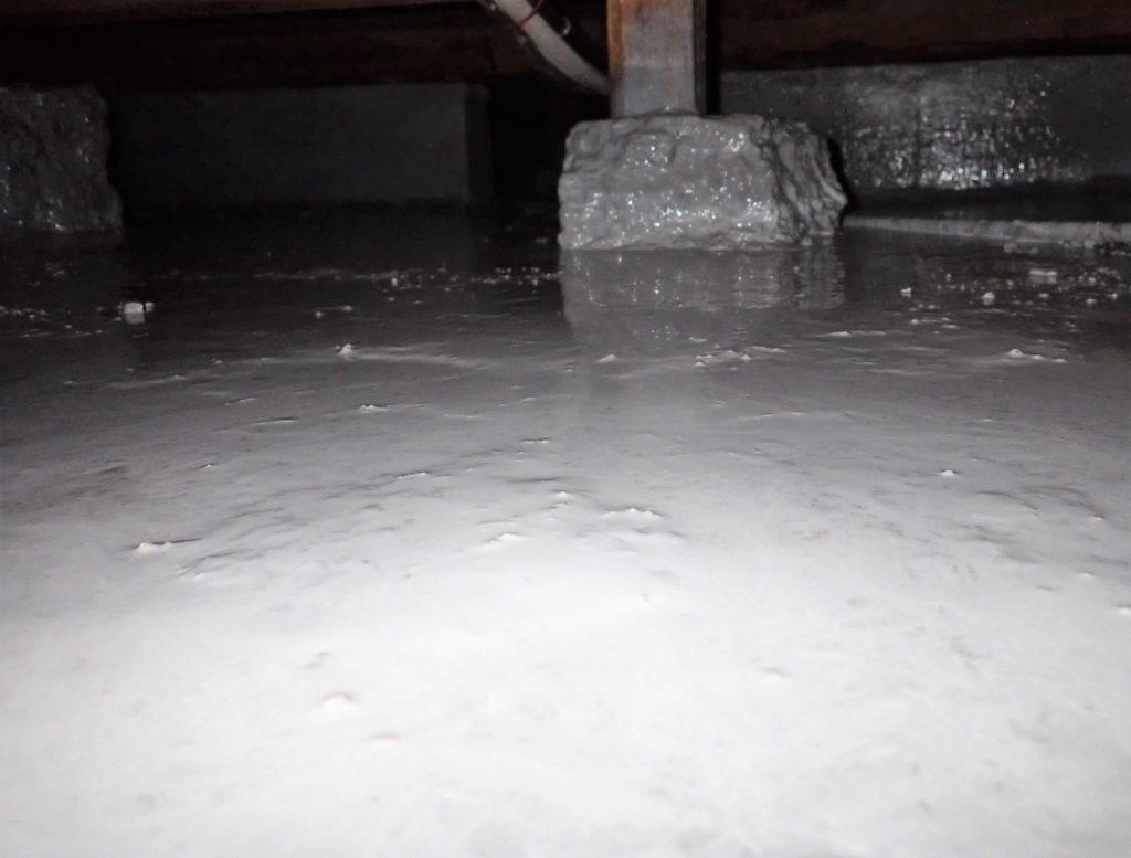 土壌表面被膜形成工法